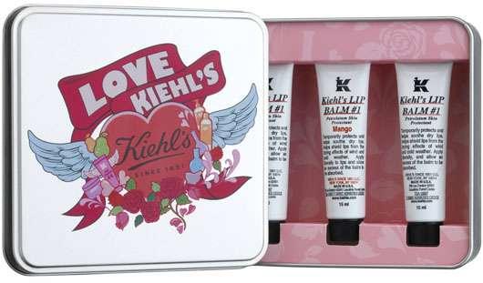 Kiehl's Valentinsbox für drei Lip Balm # 1