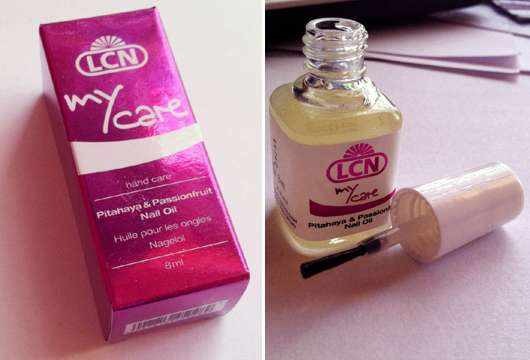 LCN my care Pitahaya & Passionfruit Nail Oil