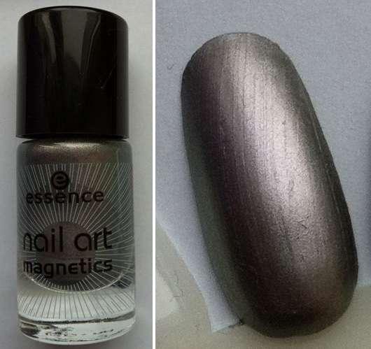 essence nail art magnetics nail polish, Farbe: 01 miracle shine!
