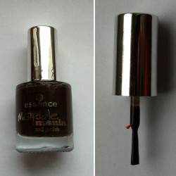 Produktbild zu essence marble mania nail polish – Farbe: 02 who is mr. brown (LE)