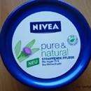 NIVEA pure & natural Straffende Pflege