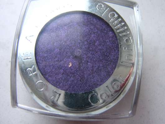 L'Oréal Paris color infaillible/indefectible eyeshadow, Farbe: 005 Purple Obsession