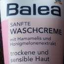 Balea Sanfte Waschcreme (für trockene und sensible Haut)