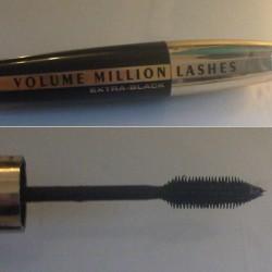 Produktbild zu L'ORÉAL PARiS Million Lashes Mascara – Farbe: Extra-Black