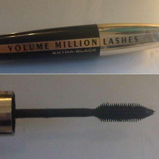 L'Oréal Paris Volume Million Lashes Mascara, Farbe: Extra-Black