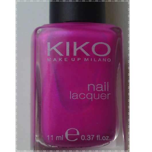 KIKO nail lacquer, Farbe: 312