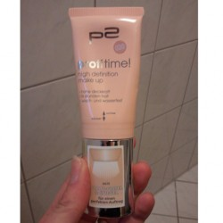Produktbild zu p2 cosmetics profitime! high definition make up – Nuance: 020 light ivory
