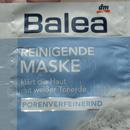 """Balea Reinigende Maske """"Porenverfeinernd"""" (mit Zink und weißer Tonerde)"""