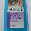 Balea Augen Make-up Enferner ölfrei
