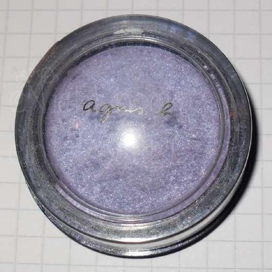 agnés b. Monobulle Lidschatten, Farbe: 706 Parme argenté