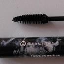essence marble mania mascara, Farbe: michaels black or silver (LE)