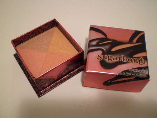 Benefit Sugarbomb Blush/Powder