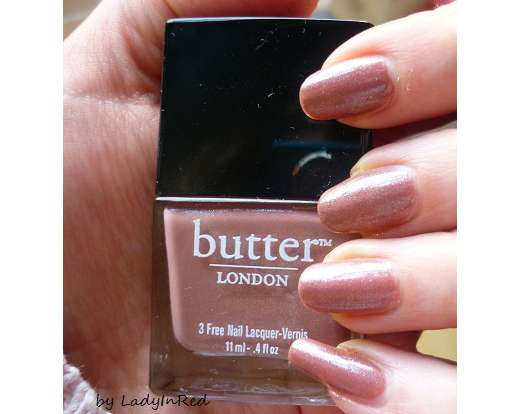 <strong>butter LONDON</strong> 3 Free Nail Lacquer-Vernis - Farbe: Aston