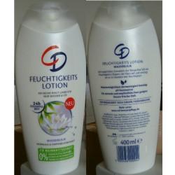 Produktbild zu CD Feuchtigkeitslotion Wasserlilie (normale & empfindliche Haut)