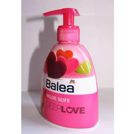 "Balea Milde Seife ""Deep Love"""