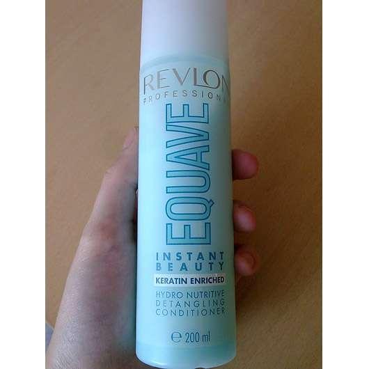 Revlon Professional Equave Hydro Nutritive Dry Detangling Conditioner