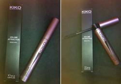 Produktbild zu KIKO Volume Attraction Mascara