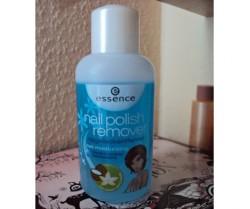 Produktbild zu essence nail polish remover nail moisturizing (kokos- & vanilleduft)