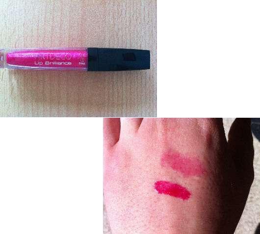 Artdeco Lip Brillance, Farbe: 58 brilliant hollywood pink