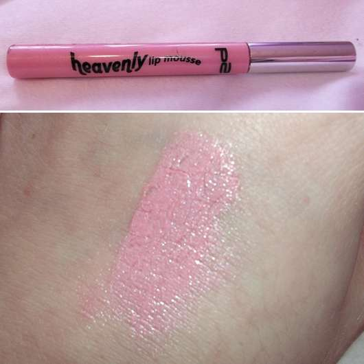 p2 heavenly lip mousse, Farbe: 020 marshmallow moments