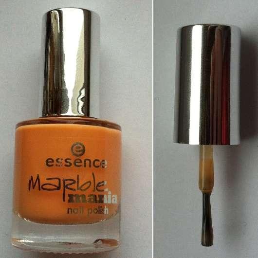 essence marble mania nail polish, Farbe: 04 peaches (LE)