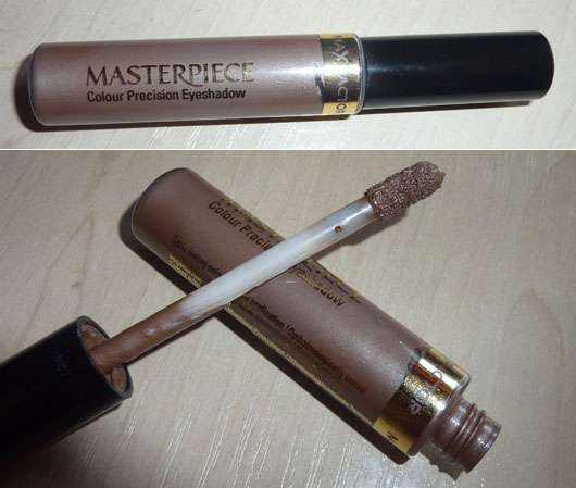 Max Factor Masterpiece Colour Precision Eyeshadow, Farbe: 3 COFFEE