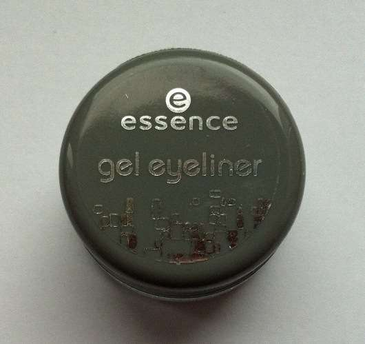essence gel eyeliner, Farbe: 05 miami's ink