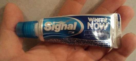 Signal White Now Zahncreme