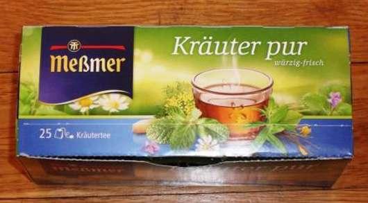 """Meßmer Kräutertee """"Kräuter pur"""""""
