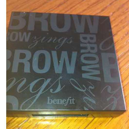 Benefit Brow Zings, Farbe: light