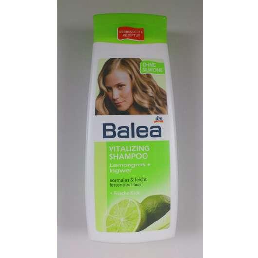 Balea Vitalizing Shampoo Lemongras + Ingwer
