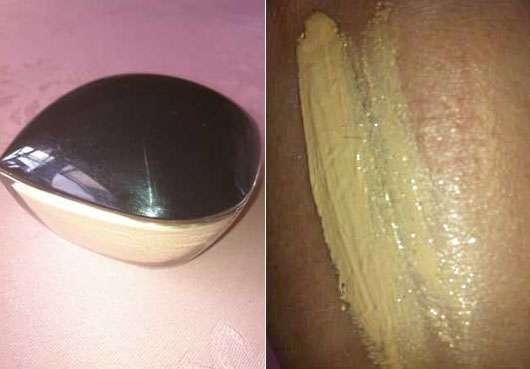 Yves Rocher Couleurs Nature Pflegendes Creme-Make-up, Nuance: Rosé 200