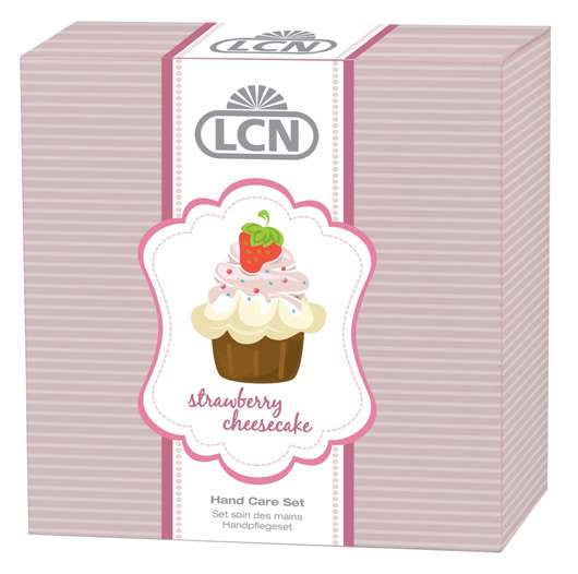 LCN strawberry cheesecake und lemon apple pie