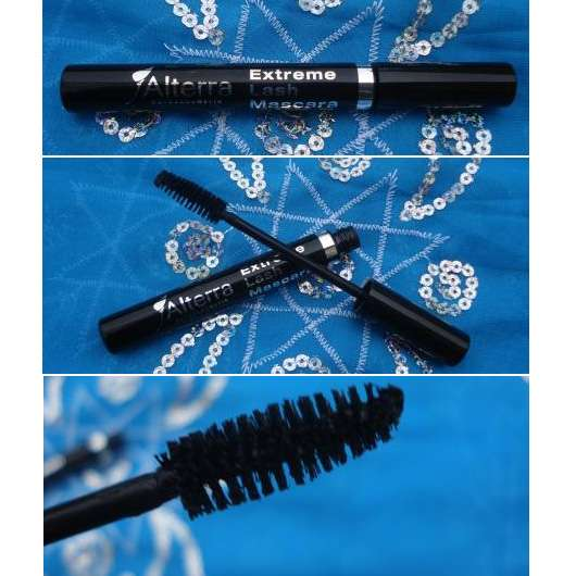 Alterra Extreme Lash Mascara, Farbe: 01 black