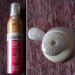 Produktbild zu Balea Color & Care Mousse
