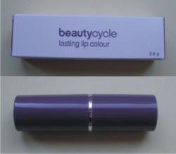 Produktbild zu beautycycle colour lasting lip colour – Farbe: cranberry