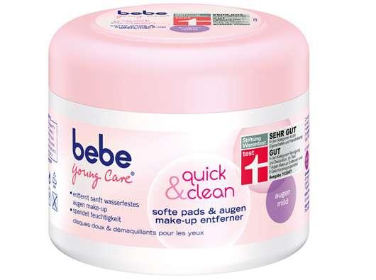 bebe Young Care® quick & clean Gesichtsreinigungsserie