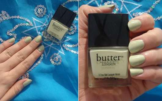 butter LONDON 3 Free Nail Lacquer-Vernis, Farbe: Bossy Boots (LE)