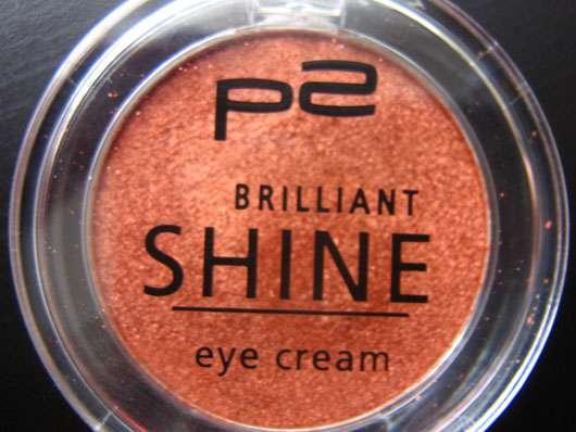 p2 brilliant shine eye cream, Farbe: 050 cheeky copper