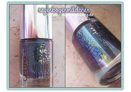 Catrice Million Styles Effect Top Coat, Farbe: 05 Return Of Space Cowboys (LE)