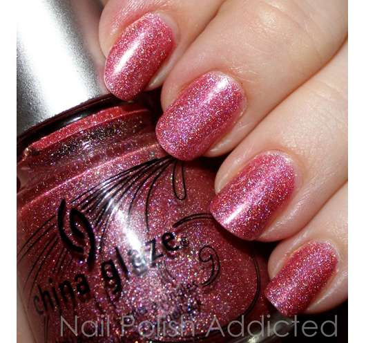 China Glaze Nail Lacquer, Farbe: Don't be a square (Kaleidoscope Collection)