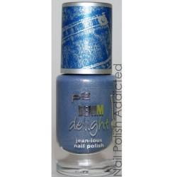 Produktbild zu p2 cosmetics denim delight jean-ious nail polish – Farbe: 020 navy washed denim (LE)