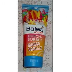 Produktbild zu Balea Young Dusch-Sorbet Mango Vanille (LE)
