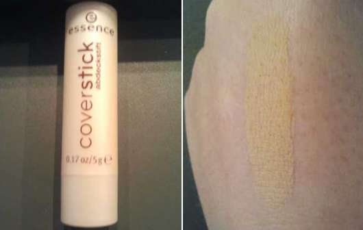 essence coverstick, Farbe: 01 matt sand