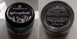 Produktbild zu essence gel eyeliner – Farbe: 02 london baby