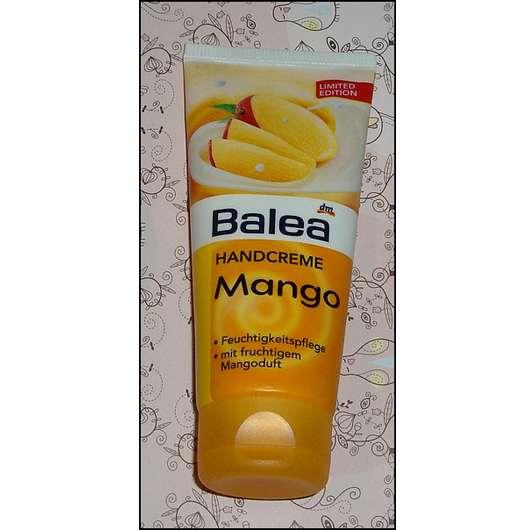 Balea Handcreme Mango (Limited Edition)