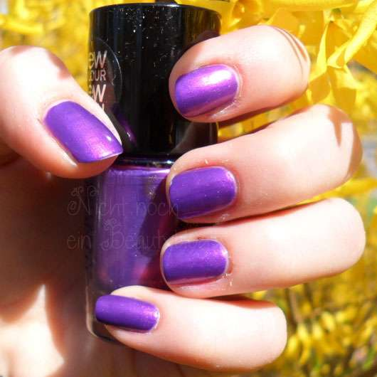 Catrice Ultimate Nail Lacquer, Farbe: 800 Heavy Metallilac