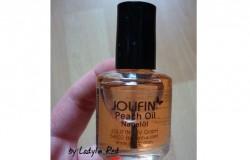 Produktbild zu Jolifin Peach Oil Nagelöl