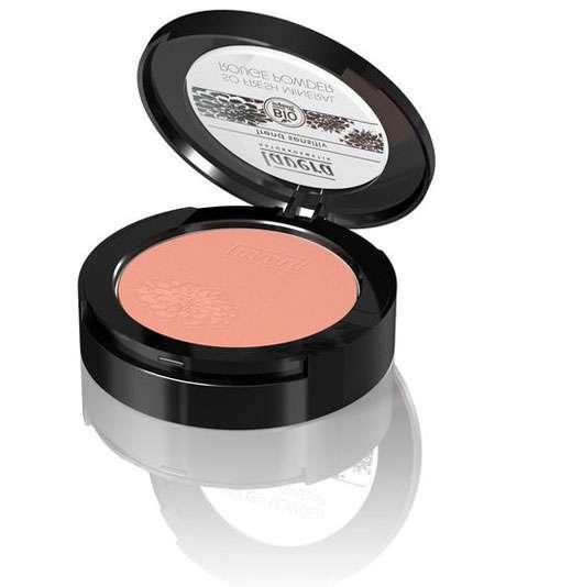 "lavera Spring-Look 2012 ""Trend sensitiv Natural Glow Edition"""
