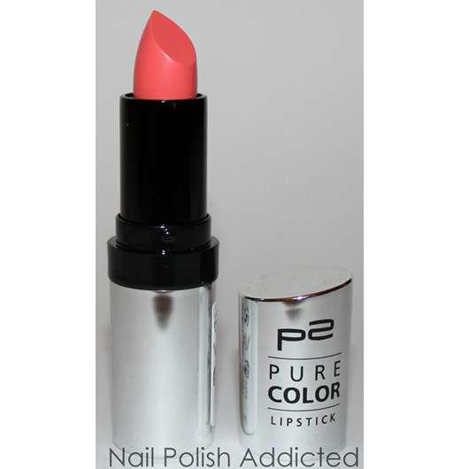 test lippenstift p2 pure color lipstick farbe 059. Black Bedroom Furniture Sets. Home Design Ideas